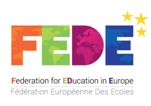 Notre partenaire fede.education (Federation for Education in Europe).