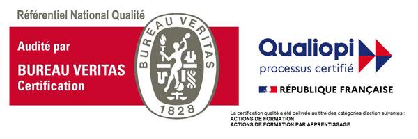 Certifié QUALIOPI par VERITAS, GPEI, votre Centre de Formation d'Apprentis (CFA) sur Antibes.